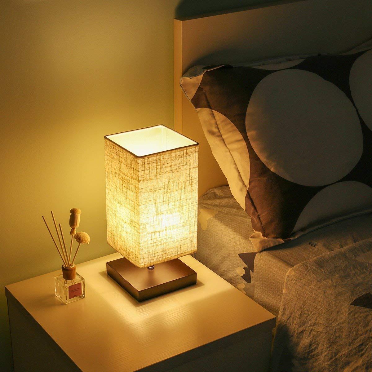 comparatif lampe de chevet Zone Led