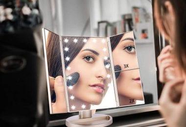 miroir a maquillage
