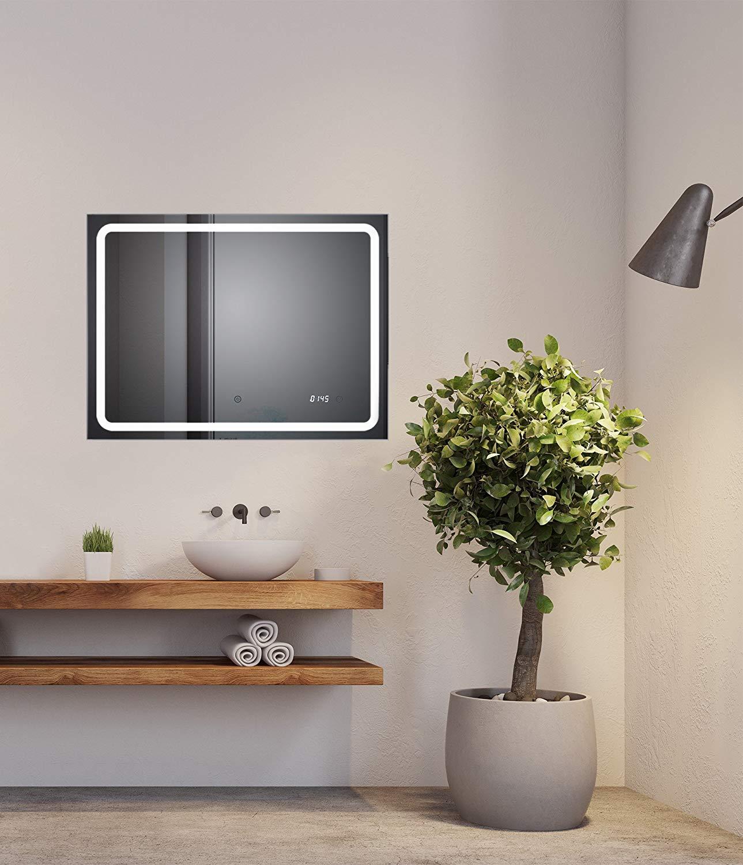 Guide du miroir salle de bain lumineux - Zone Led