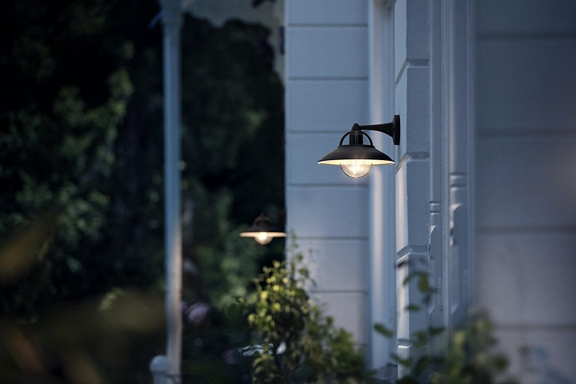 Philips outdoor lighting range zone led