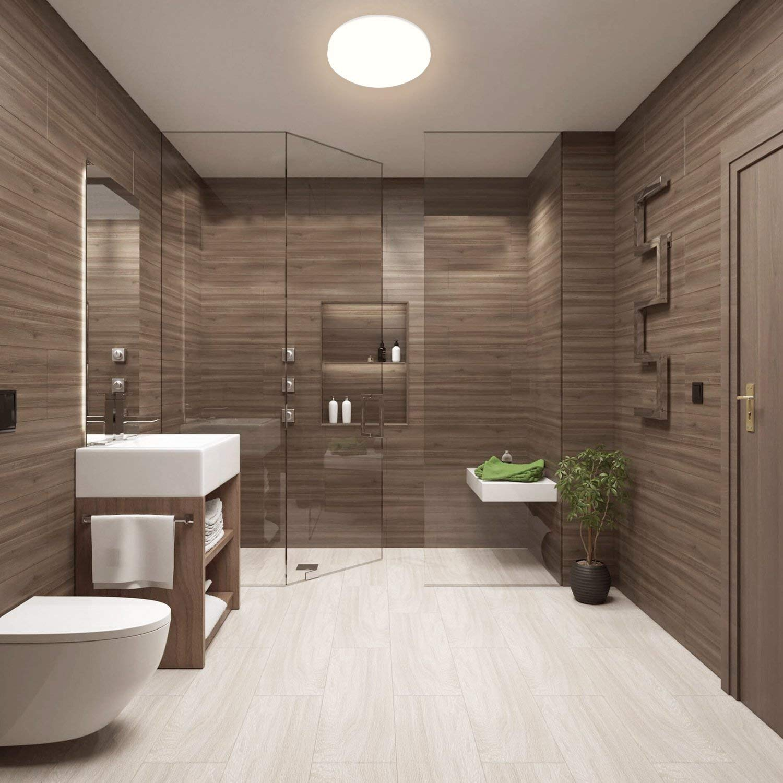 Le plafonnier led salle de bain zone led - Norme eclairage salle de bain ...