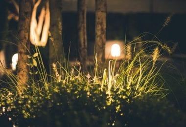 luz exterior