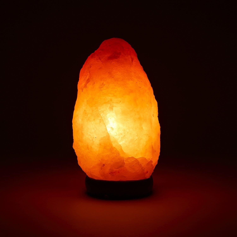 Pourquoi Une Lampe De Sel Est Benefique A La Maison Zone Led