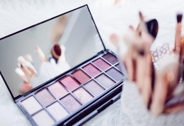 organiseur maquillage