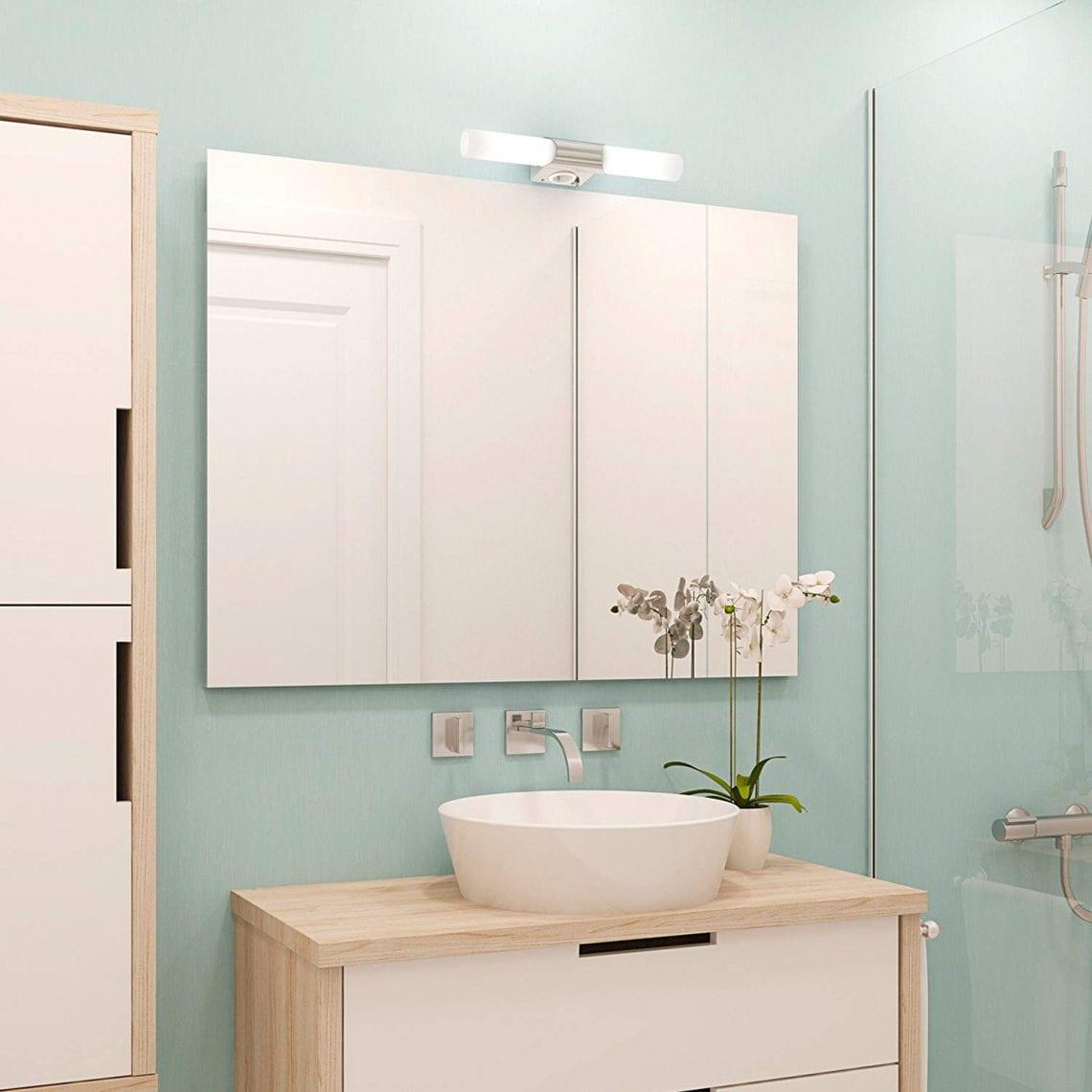 Quelle applique salle de bain utiliser ? - Zone Led