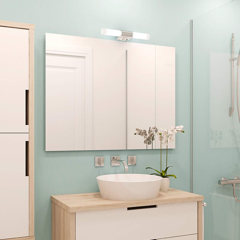 Quelle applique salle de bain utiliser zone led - Applique salle de bain avec prise ...