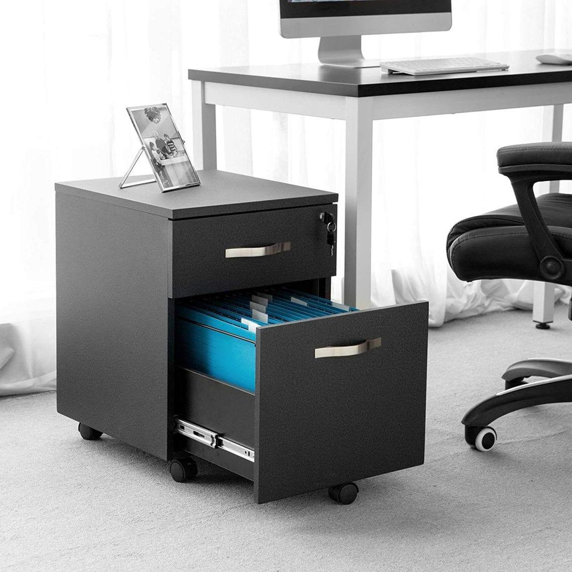 Bureau Informatique Petit Espace comment choisir son caisson de bureau - zone led