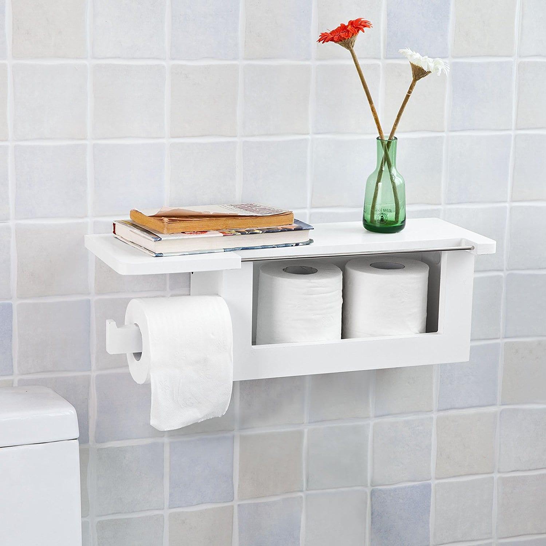 Dérouleur Papier Wc Metal couleur bronze dérouleur de papier wc pour quatre rouleaux