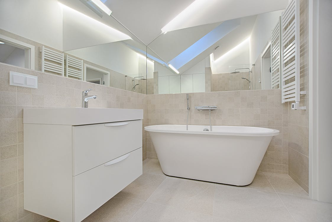 The Best Choice Of Bathroom Spot Zone Led