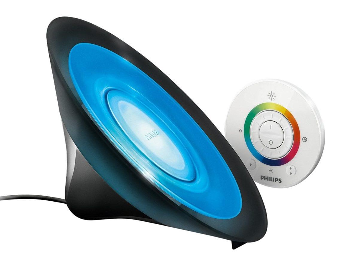 lampe philips living colors comparatif et avis zone led. Black Bedroom Furniture Sets. Home Design Ideas