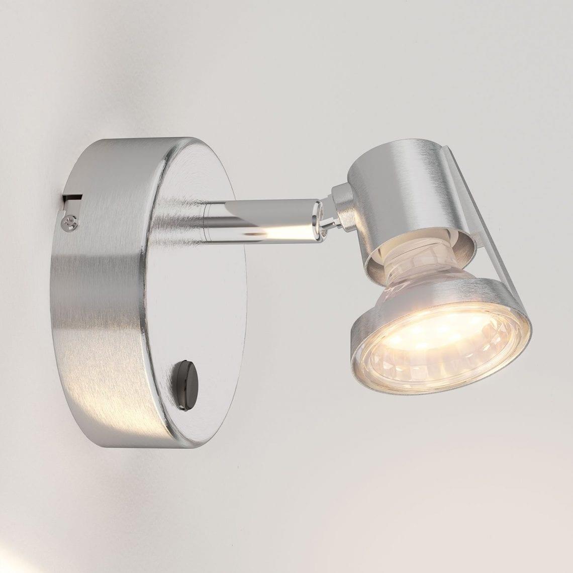 Eclairage Sous Meuble Cuisine Sans Interrupteur le spot avec interrupteur , comparatif et avis - zone led