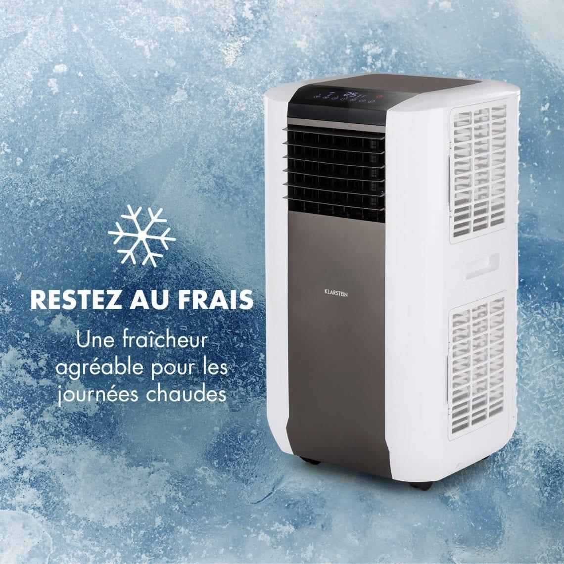 meilleur climatiseur mobile sans vacuation comparatif et guide d 39 achat zone led