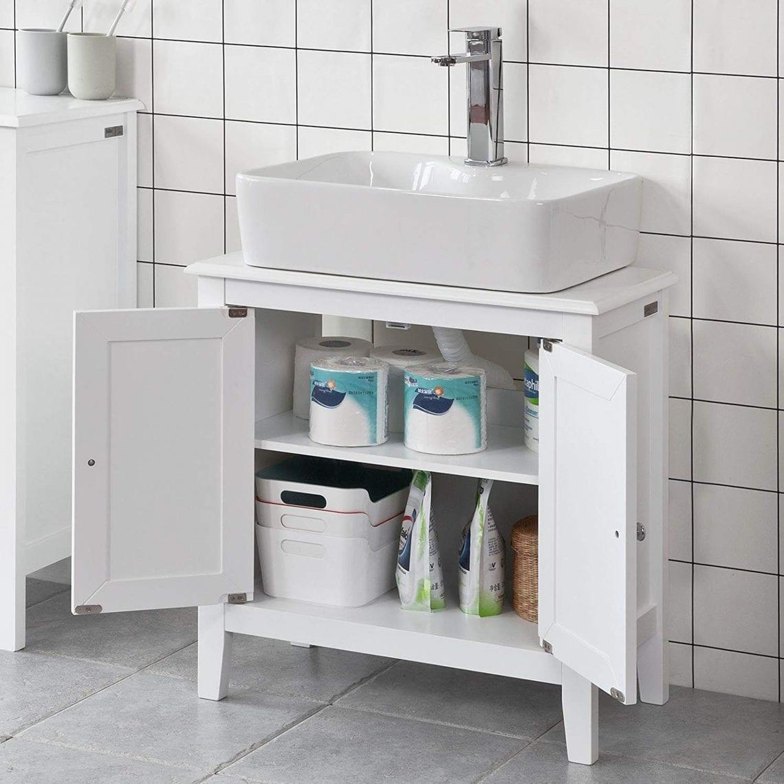 Spot Au Dessus Lavabo salle de bain : le meuble sous lavabo, comparatif et avis