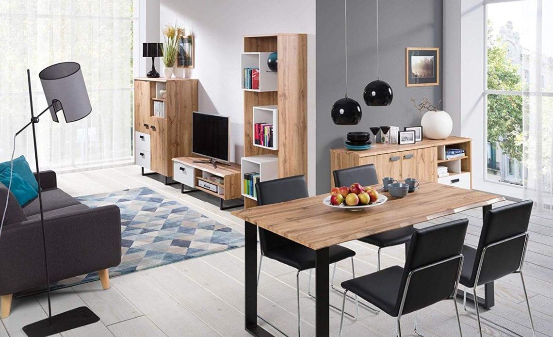Panneau Mural Derriere Tv le nouveau meuble tv scandinave , design et fonctionnel