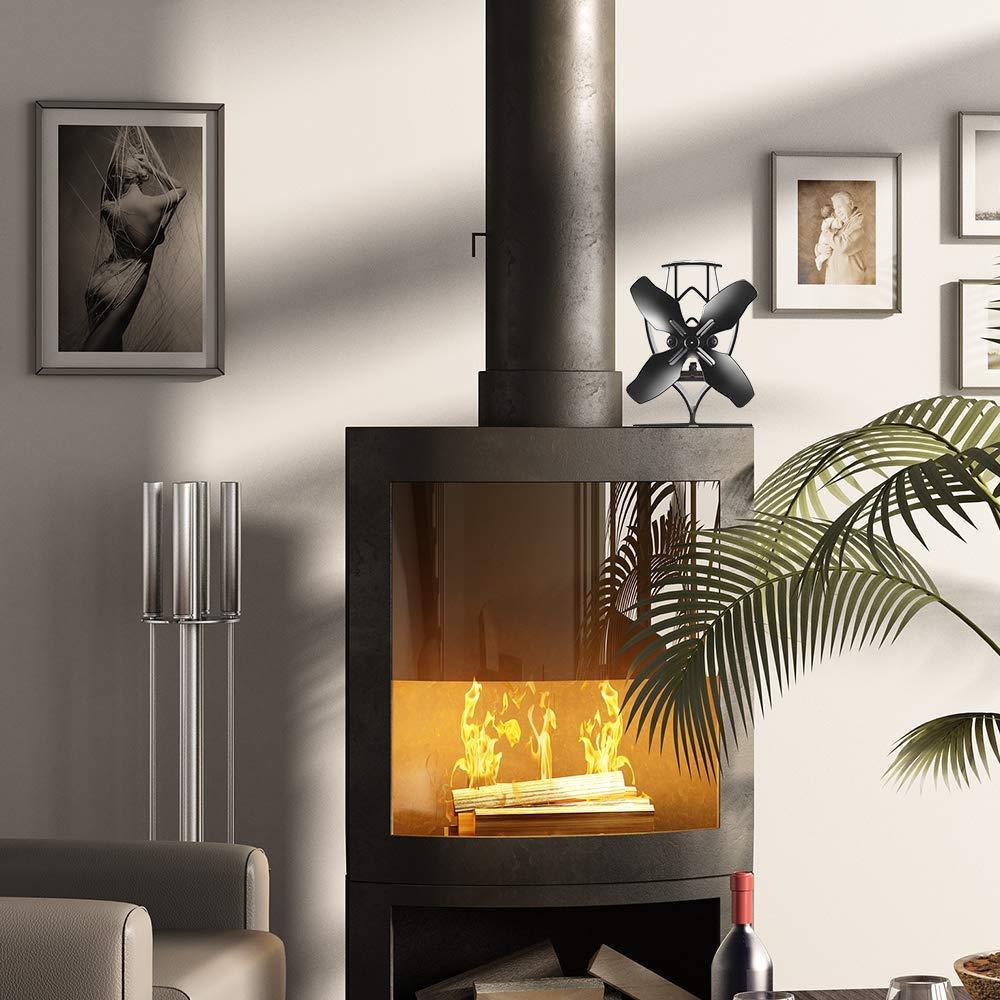 Comment Choisir Son Poele A Bois Économie de chauffage avec le ventilateur poêle à bois