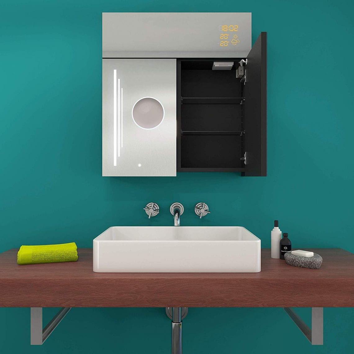 Wie Wahlen Sie Ihren Badezimmerschrank Erklarungen Und Meinungen