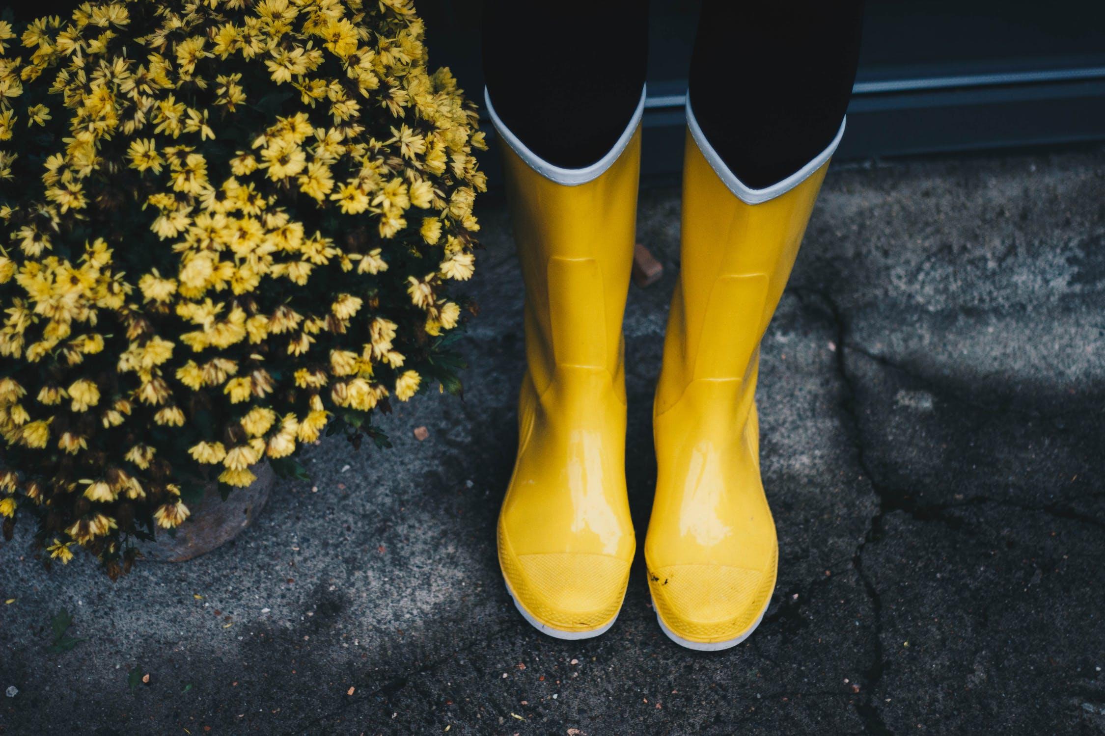 La meilleure botte de pluie ? explications et comparatif