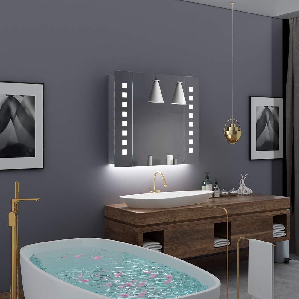 Der beste Badezimmerspiegel? Erklärungen und Vergleich - Led Zone
