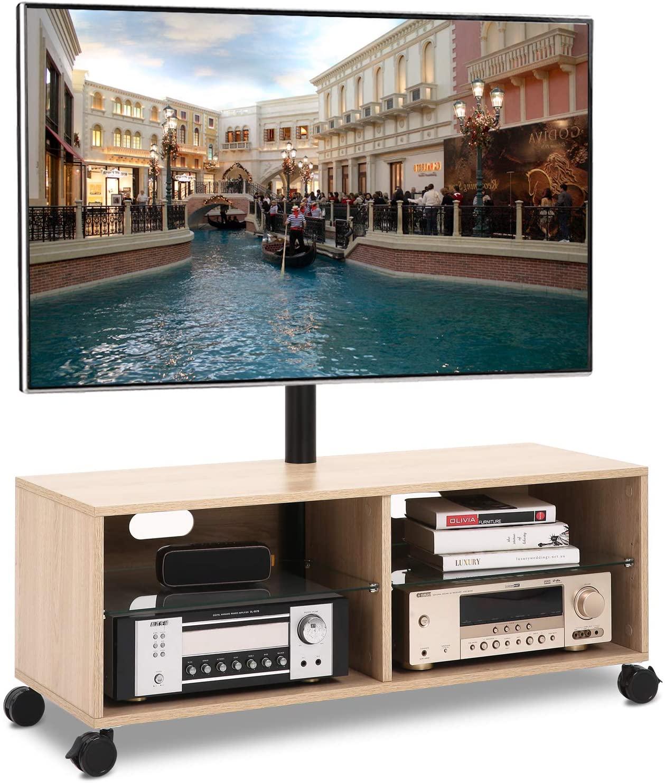 le meilleur meuble tv a roulettes